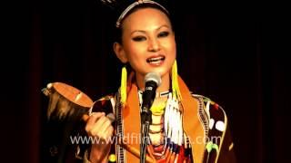 Tetseo Sisters Perform At Himalayan Writers Festival