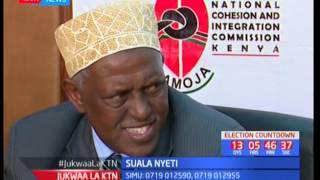 Mwenyekiti wa NCIC-Francis Ole Kaparo aongelea suala la uwiano na uhasama katika uchaguzi: Jukwaa p2