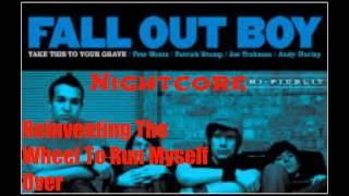 Nightcore- Reinventing The Wheel To Run Myself Over
