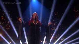 Wynonna Judd Performs  I Want To Know What Love Is - Finale.