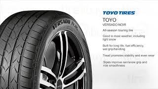 Toyo Versado Noir   TireBuyer.com Review