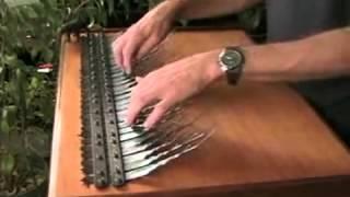 Очень необычный музыкальный инструмент