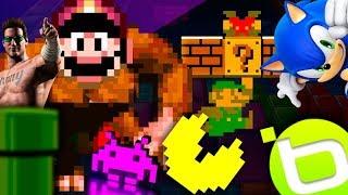 10 Datos Curiosos de los Videojuegos Clásicos
