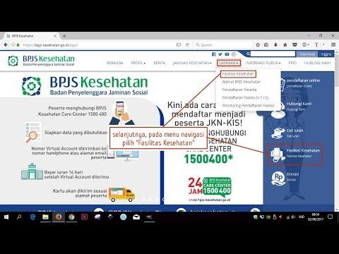 Cek Update Data Faskes BPJS Kesehatan
