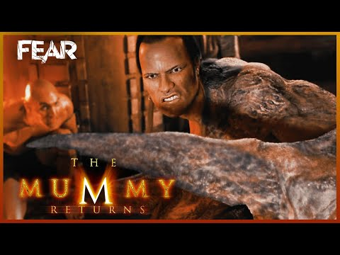 The Scorpion King  VS The Mummy | The Mummy Returns