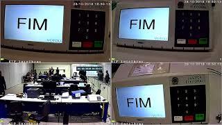 Eleições 2018 - Auditoria da Votação Eletrônica - 28/10/2018 - 6/6