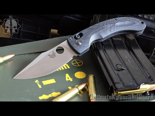 Benchmade mini Onslaught