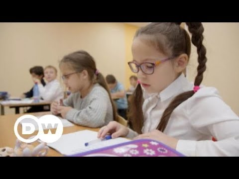 Russia: Tatars try to save their language | DW English