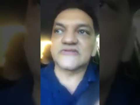 Prefeito de Apicum Açu, Claudio Cunha desabafa