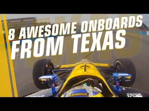 8 awesome onboards from Texas in 2019