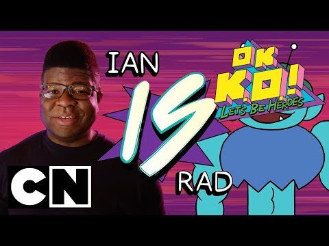 OK K.O.! Let's Be Heroes | Who is Rad? | Cartoon Network