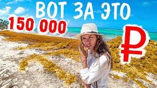 ПРОЖАРКА: Доминикана 2018. Горы мусора на пляжах Баваро. Все включено, отель 3 звезды