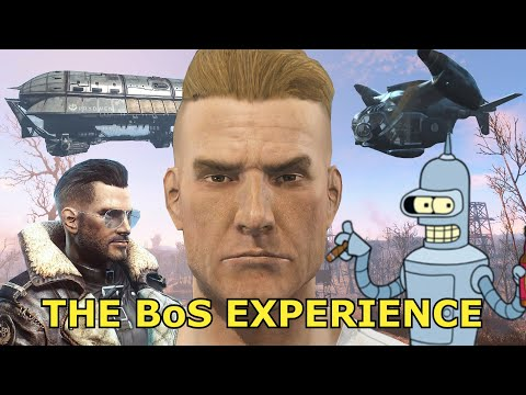 The Brotherhood of Steel Experience [Fallout 4]