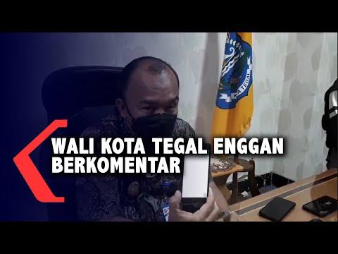 Wali Kota Tegal Enggan Berkomentar Soal Wakil Wali Kota