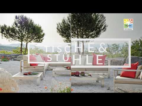 Sonderverkauf 2019 bei Hunn Gartenmöbel