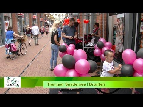 VIDEO | Volop enthousiasme over tweede jubileumdag winkelcentrum Suydersee