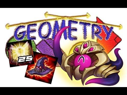 威寇茲神Azzapp,我的幾何學就是比你強!