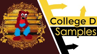 Every Sample From Kanye West's The College Dropout