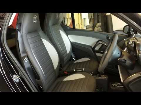 Smart ForTwo 451 Electric Drive 2014 fully custom with lots of Brabus parts