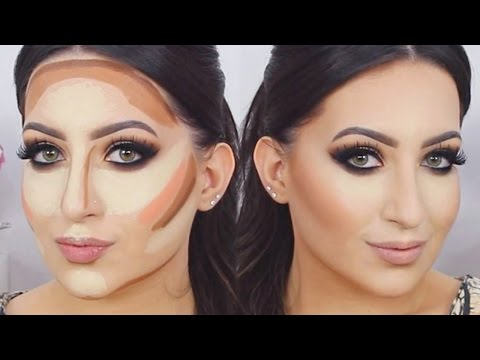 ♡ Contour and Highlight PRO – Make Up Tutorial  | Melissa Samways ♡