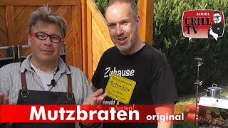 Mutzbraten. Traditionell mit Mutzbratenlegende Andre Schakaleski #rummelgrilltv