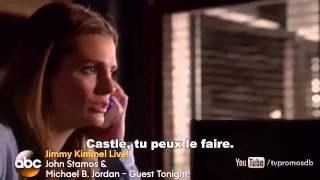 Castle 7x21 Promo ABC vostfr