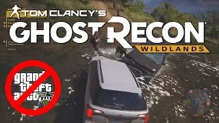 GTA V ALL OVER AGAIN | Ghost Recon Wildlands