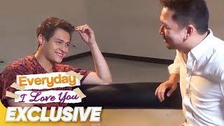 Ang Totoong Quen'to...   Pagmamahal kay Liza at pagiging si Ethan   'Everyday I Love You'