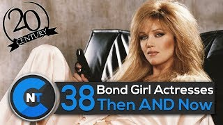 What Every 20th century James Bond Girls Looks Like Today   38 Bond Girl Actresses Then And Now