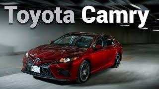 Toyota Camry - ¡Por fin! es divertido de manejar | Autocosmos