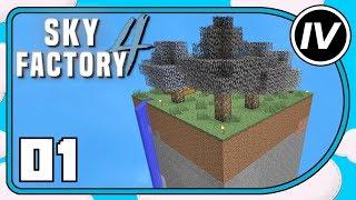 Minecraft Sky Factory 4 Patreon/Twitch Sub Server Day 3