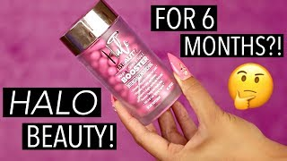 I took HALO BEAUTY Supplements for 6 MONTHS and THIS is what happened!!!