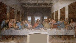 """ЛЕОНАРДО да ВИНЧИ. """"Тайная вечеря"""". Библейский сюжет"""