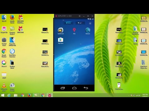 Run Android apps on Any PC, Computer, and Laptop.