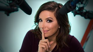 Actress Eva Longoria Explores ASMR to Help You Sleep | Celebrity ASMR | W Magazine