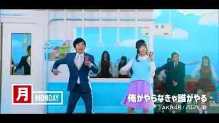 HDWONDA×AKB48CMモーニングショット全/島崎遥香/渡辺麻友