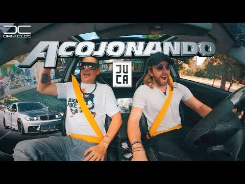 JUCA REACCIONA AL TURBO COMO COPILOTO en su BMW de 620bhp !!! | Dani Clos