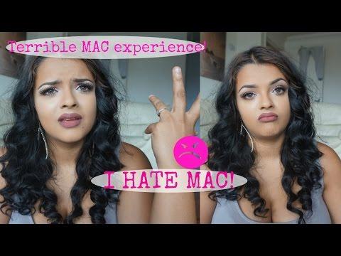 TERRIBLE MAC EXPERIENCE | WHY I HATE MAC | Rachel Thev