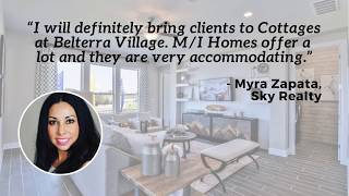 We asked New Home Experts about Cottages at Belterra Village by M/I Homes (Austin, Texas)