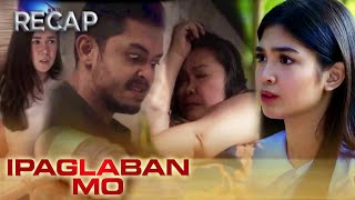 """Meann (Heaven Peralejo) maintains a close relationship with her grandparents, Bong (Dido dela Paz) and Racquel (Gigi Locsin). However, Meann starts to get suspicious after their adopted daughter Jessica (Shey Bustamante) revealed that they suddenly left town. Meann starts to question every alibi she heard upon recalling her grandparents' discord with Jessica's husband, Leonard (AJ Muhlach). During her investigation, Meann digs up the horrifying truth behind Bong's and Racquel's disappearance.  Subscribe to the ABS-CBN Entertainment channel! - http://bit.ly/ABSCBNOnline  """"Watch the full episodes of Ipaglaban Mo on TFC.TV http://bit.ly/IpaglabanMo-TFCTV and on iWant for Philippine viewers, click:  http://bit.ly/IpaglabanMo-iWant""""  Visit our official website!  http://entertainment.abs-cbn.com http://www.push.com.ph  Facebook: http://www.facebook.com/ABSCBNnetwork  Twitter:  https://twitter.com/ABSCBN https://twitter.com/abscbndotcom Instagram: http://instagram.com/abscbnonline  Recap Cast: Heaven Peralejo (Meann) / AJ Muhlach (Leonard) / Jan Marini (April) / Gerard Pizarras (Rod) / Gigi Locsin (Racquel) / Shey Bustamante (Jessica) / Dido dela Paz (Bong) / Dolores Bunoan (Carmen) / Bernard Carritero (David) / Ron Macapagal (Gio) / James Bello (Tony) / Jan Urbano (defense lawyer)  Watch more Ipaglaban Mo videos here: Highlights - http://bit.ly/IpaglabanMoHighlights Recaps - http://bit.ly/IpaglabanMoRecaps  #IMkutob #IpaglabanMo #IpaglabanMokutob"""