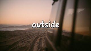 Koda   Outside (Lyrics)