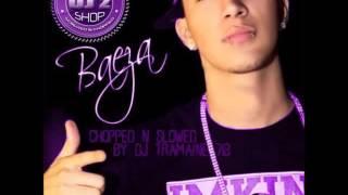 Baeza- Slip And Slide (Chopped & Slowed By DJ Tramaine713)