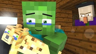 Zombie Life 3: Salvage The Ocelot    Minecraft Animation