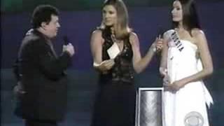 Oxana Fedorova - Miss Universe 2002 (RUSSIA)