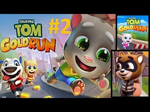 New My talking tom 2 android gameplay –Part 1