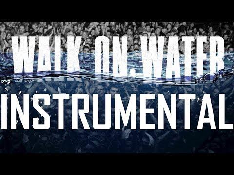 Eminem - Walk On Water ft. Beyoncé Instrumental