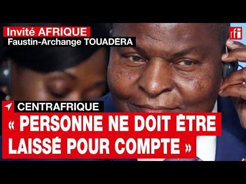 La réaction du président centrafricain suite à la décision de la Cour constitutionnelle. La réaction du président centrafricain suite à la décision de la Cour constitutionnelle.