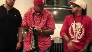 David Correy ft. DJ Paul (Three 6 Mafia) - I'm On [Official Video]