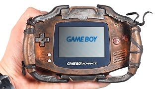 Pimp My Gameboy Advance