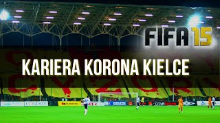 preview picture of video 'Fifa 15 - Kariera Menedżera | Korona Kielce #22'